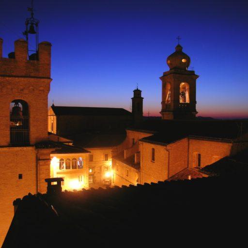Scorcio centro storico