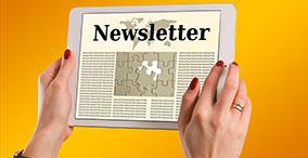 Iscrizione alla Newsletter