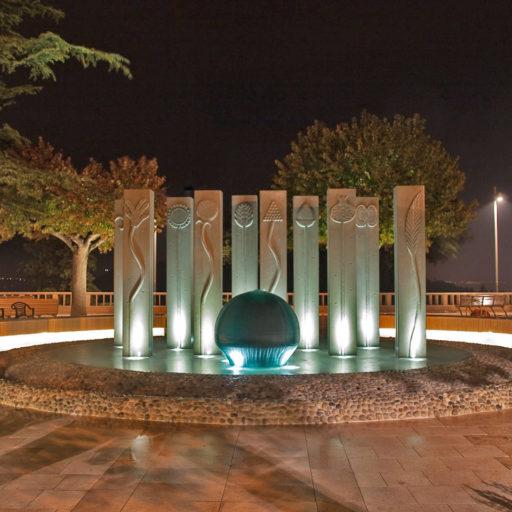 Fontana di Portamarina