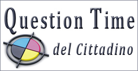 Question Time del Cittadino