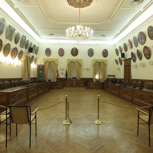 Salone degli Stemmi