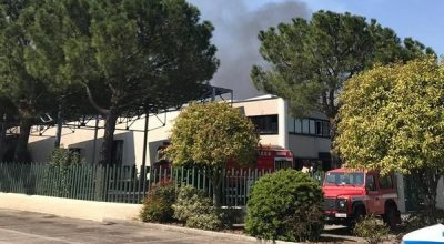 Incendio Tontarelli