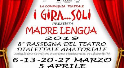 Madrea Lengua-rassegna teatrale