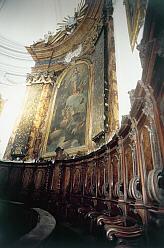 interno chisa San Fracesco
