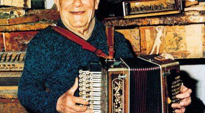 La storia della Fisarmonica