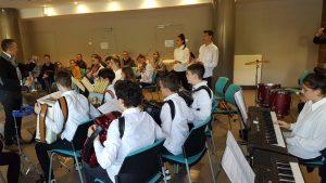 Sezione ad Indirizzo Musicale della Scuola Media Soprani di Castelfidardo