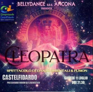 Belly Dance in Cleopatra