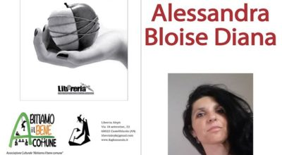 Soliloquio a due con Alessandra Bloise Diana
