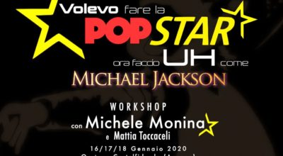 workshop Michele Monina