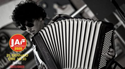 """JAF 2020, Antonino De Luca quartet in """"omaggio a Frank Marocco"""""""