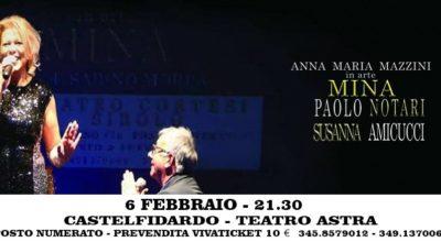 Anna Maria Mazzini in arte Mina