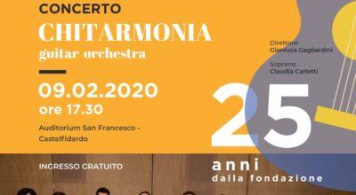 Concerto per i 25 anni della Chitarmonia guitar orchestra