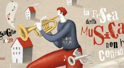 Festa Europea della Musica – Domenica 21 giugno note dall'alba al tramonto