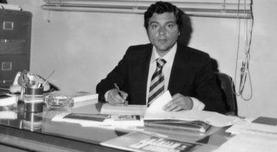 Gervasio Marcosignori ufficio Farfisa