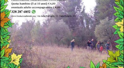 Alla scoperta degli abitanti del bosco