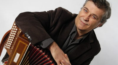 Riccardo Tesi e Maurizio Geri, concerto aperitivo al Wow Folk Festival