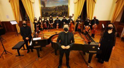 Ensemble strumentale Soprani in concerto per i Santi Patroni
