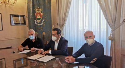 firma accordo quadro WeatCo