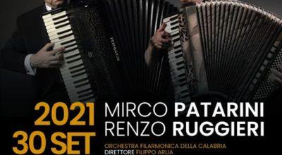 Mirco Patarini e Renzo Ruggieri in concerto al PIF