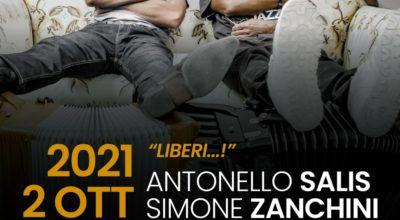Antonello Salis e Simone Zanchini al PIF 2021